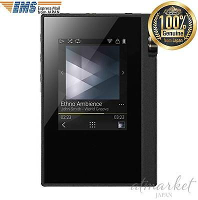 ONKYO 2017 Hi-Res Digital Audio Player rubato DP-S1 (B) Black 16GB Bluetooth EMS