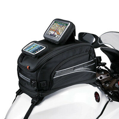 Nelson-Rigg NEW CL-2020 GPS Sport Strap On Motorcycle Adventure Luggage Tank Bag