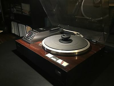 Technics SL-M3 Very Rare Direct Drive Linear Tracking Turntable TESTED WORKS