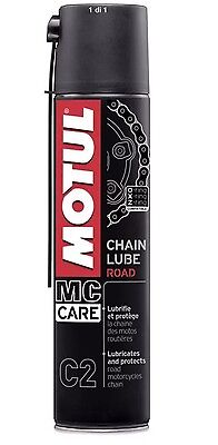 Motul C2 Chain Lube Road Grasso Spray (400ml)