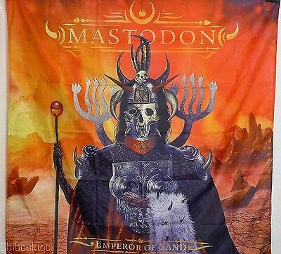 MASTODON Emperor of Sand HUGE 4X4 BANNER poster tapestry cd album cover art
