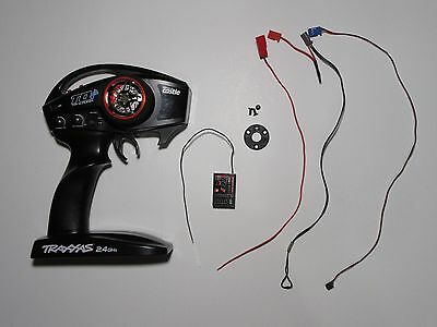 Traxxas TQI TSM 2 Channel With Telemetry Modules