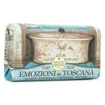 Nesti Dante Emozioni In Toscana Natural Soap - Thermal Water 250g Bath & Shower