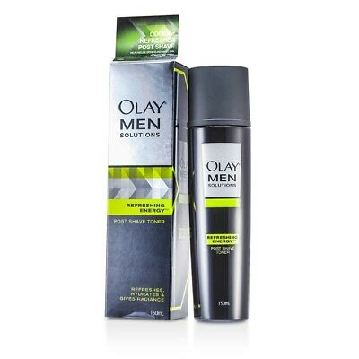 Olay Refreshing Energy Post Shave Toner 150ml Aftershave
