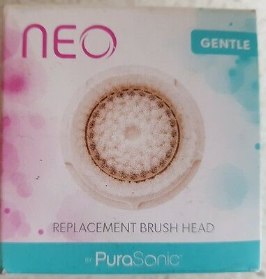 Purasonic NEO Gentle Sensitive replacement cleansing Brush head - NG100