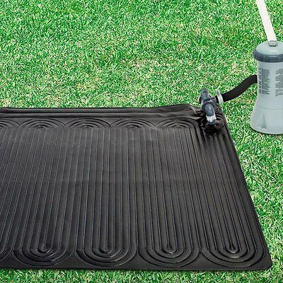 Garden Swimming Pool Above Ground Solar Mat Heater For Pool Pumps Easy Install