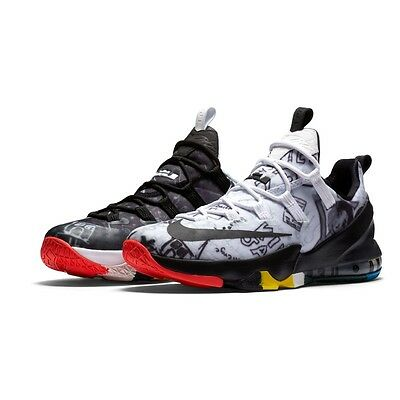 scarpa basket NIKE LEBRON 13 LOW Limited Edition JAMES FAMILY FOUNDATION