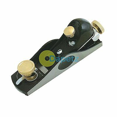 Block Plane No. 2 - 41 X 1mm Blade - For End Grain Work And Fine Finishing