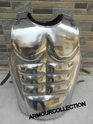 Muscle Armour Jacket Antique Roman Spartan Movie Reenact Collectibles Jacket
