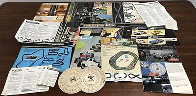 Large Selection Of Scalextric Vintage Classic Manuals/catalogues/set Papers Etc