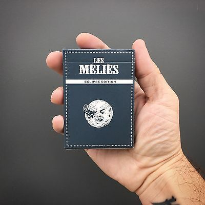 Les Melies - Eclipse Edition - rare deck playing cards