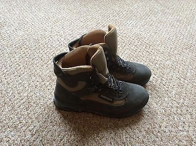 Salomon Gore-Tex Contagrip Women's Walking Hiking Boots VGC - Size UK 4.5