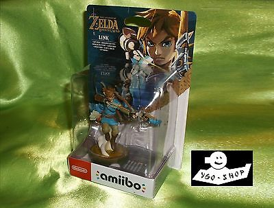 NINTENDO AMIIBO LINK Bogenschütze ARCHER arqueiro ZELDA Breath of the WILD