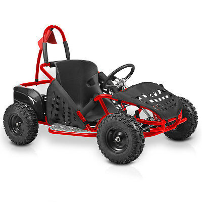 Hecht 54812 Elektro Buggy Kinder Quad Miniquad Atv Kinderquad Pocketbike 1000 W