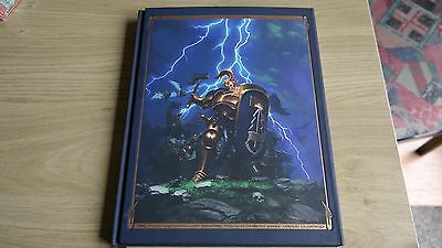 stormcast eternals battletome collectors limited edition age of sigmar warhammer