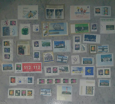 Alemania Germany Deutschland Lote Sellos Usados Lot Stamps Used Original