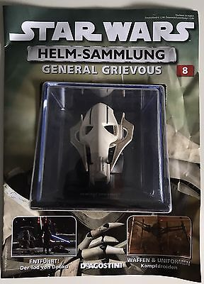 "Star Wars Helm-Sammlung - ""General Grievuos"" - Nr.8"