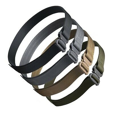 "1.5"" EDC Tactical Cobra Belt • Cobra Riggers Belt • Lifetime Warranty"