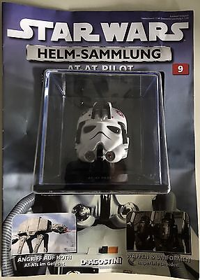 "Star Wars Helm-Sammlung - ""AT-AT Pilot"" - Nr.9"