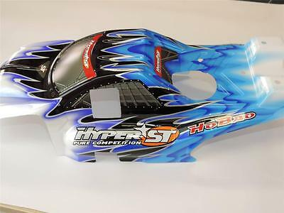 Hobao Hyper St Truggy Pre Painted Body Shell in Blue