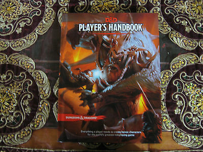 Dungeons and Dragons Players Handbook 5th Edition