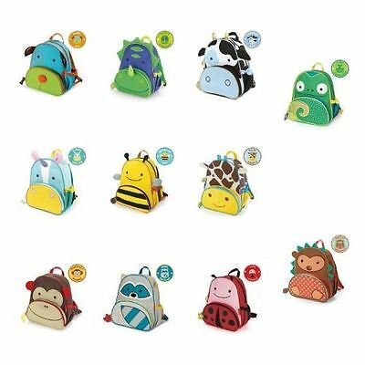 Skip Hop Zoo Packs Kids/Toddler backpacks/rucksacks Various Designs