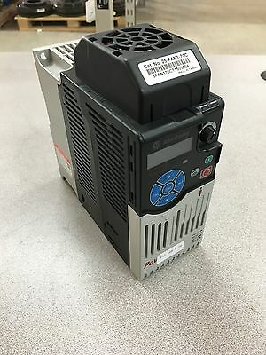USED ALLEN-BRADLEY 2HP PowerFlex 525 AC DRIVE 25B-D4P0N104 SERIES A