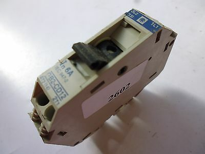 GB2-CD12 TELEMECANIQUE Disjoncteur monopolaire one pole circuit breaker 6A
