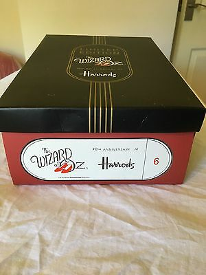 Harrods Wizard Of Oz Shoes Size 6