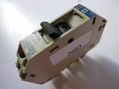 GB2-CD14 TELEMECANIQUE Disjoncteur monopolaire one pole circuit breaker 8A