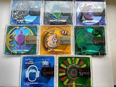 VERY RARE TDK XS-iV MINIDISCS FOR MD *collection* XS74EB