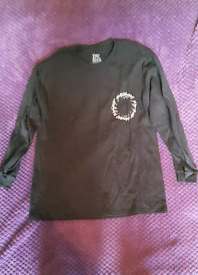 #LOOTCRATE LVLUP+ EXCLUSIVE Lord of the Rings Long Sleeve TShirt Small