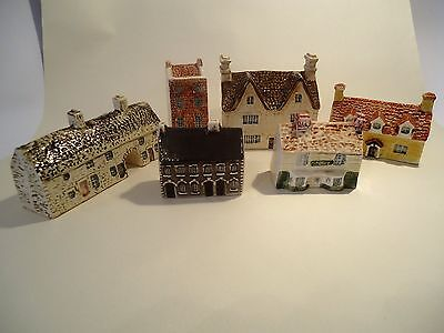 Collection of Five/Six John Putnams Heritage Houses