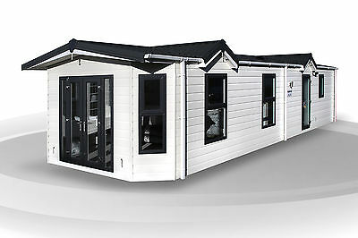 Cheval Kempton Luxury static caravan mobile home Granny Annex holiday homes