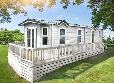 Cheval Galaxy Luxury static caravan mobile home Granny Annex holiday homes