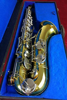 Tenor Saxophone  Sonora made in Germany