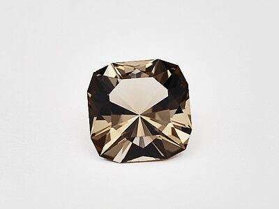 c75.)  SPEZIAL - SPECIAL CUT   RAUCHQUARZ   SMOKIE QUARTZ  25,42CT