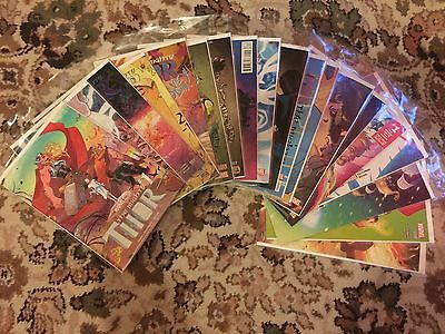 The Mighty Thor comic issue 1 - 19