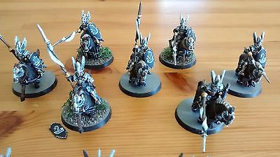 Lord of the Rings Warhammer LotR Dol Amroth Army Painted