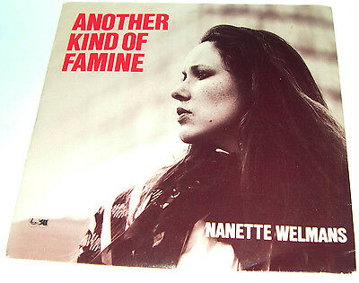 """Nanette Welmans - Another Kind Of Famine 7"""" (3-Track EP) 1986 - VERY RARE"""