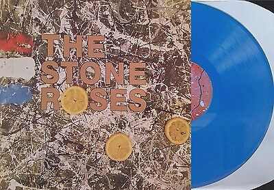 The Stone Roses ~ The Stone Roses ~ Rare Blue Vinyl LP ~ New