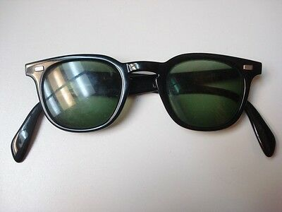 Good Condition American Optical Sunglasses/ Eyeglasses Frame Size 46 [] 24