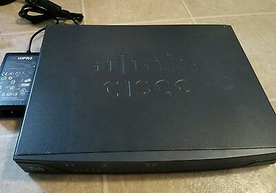 Cisco 861 router with IOS 15 ADVSECURITY license