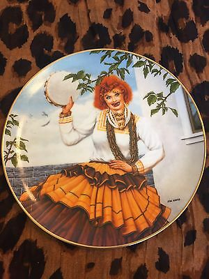 I Love Lucy Collectors Plates
