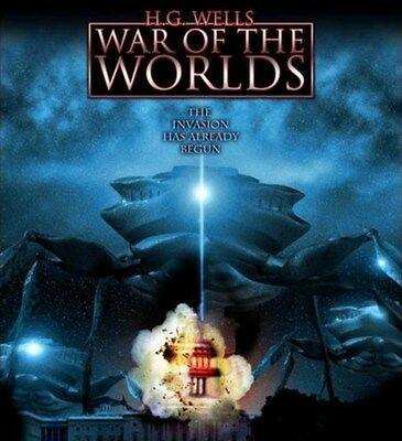The War of the Worlds by H.G. Wells - Audio Book MP3 CD