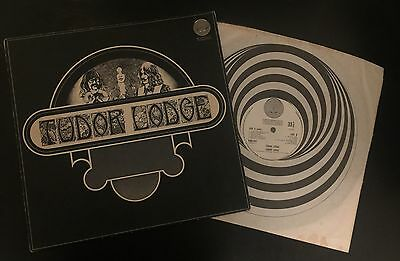 TUDOR LODGE - Same - LP - UK Original 1971 VERTIGO 1st press, EX