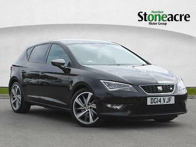 2014 Seat Leon 2.0 TDI CR FR (Tech Pack) Hatchback 5dr Diesel Manual