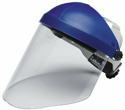 Industrial Head Face Shield Protector Construction Manufacturing Sanding Sawing