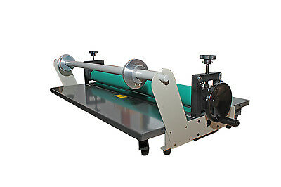 Manual - Cold Roll Laminator - 750mm - With Media Bar