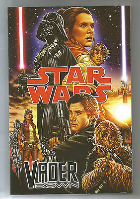 Star Wars Comics - Darth Vader: Vader Down Jason Aaron